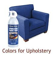 Colors for Upholstery