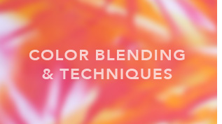 how to blend color and make fun tie dye clothing, restore multi-color furniture, car seats, umbrella and etc. In addition, tips how to tie dye and recolor/restore upholstery furniture