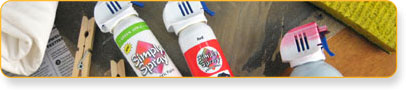 Craft Supplies Fabric Paint Safe for Children