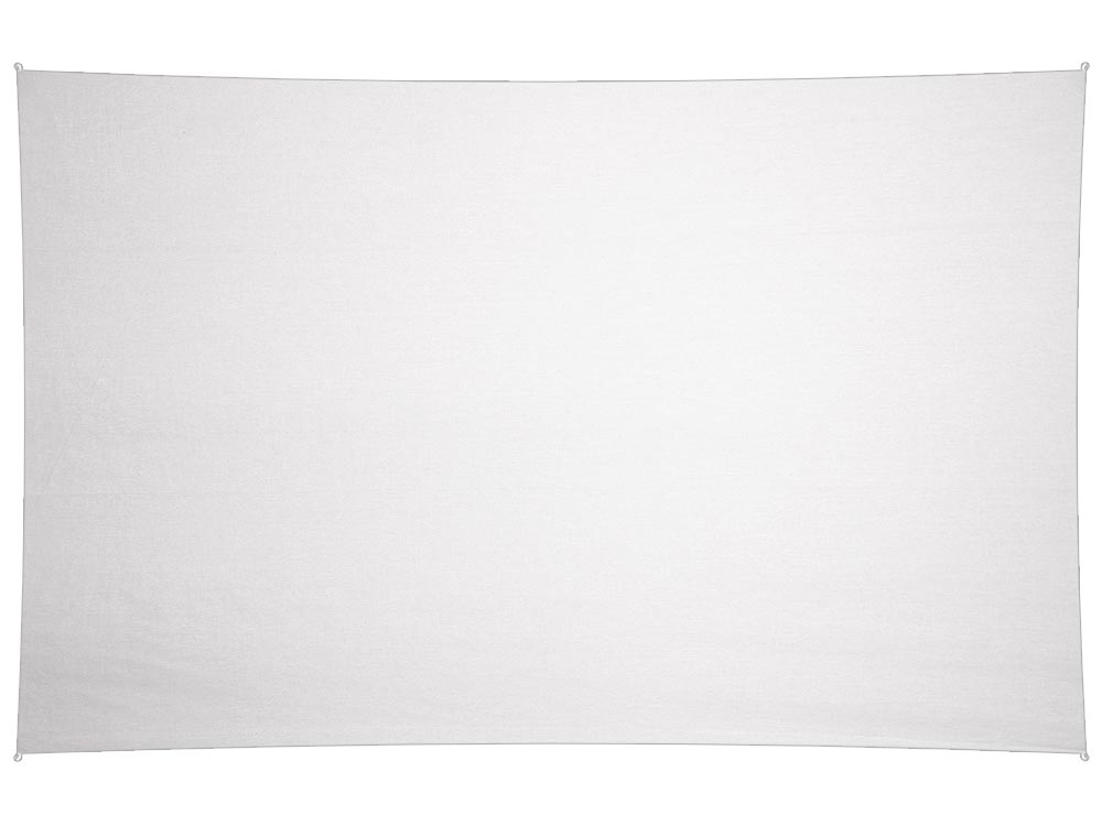 Blank White Tapestry 58 X 90 Inches Perfect For Dyeing