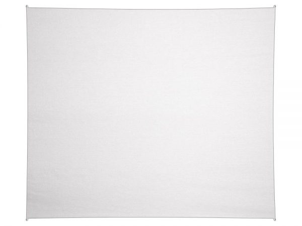 Blank White Tapestry 85 x 100 inches